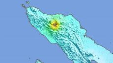 Zatrzęsła się Sumatra
