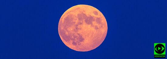 Pokazaliście nam piękno pełni Truskawkowego Księżyca