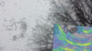 Prognoza pogody na pięć dni: możliwe opady deszczu ze śniegiem