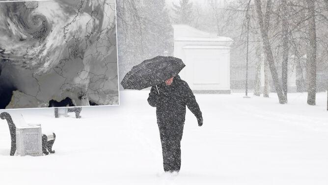Niż Benjamin sprawi, że pogoda w Polsce będzie niespokojna