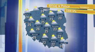 Tomasz Wasilewski o pogodzie w sobotę